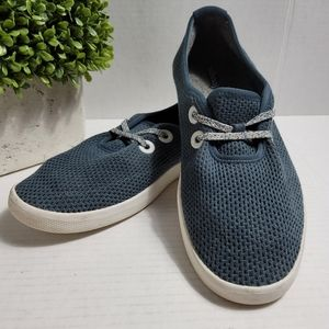 Allbirds Tree Skippers Shoes Navy Night/ White 9